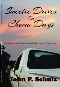 """Facing Cancer Treatments With Humor and Optimism"