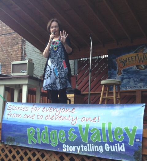 Jane Cunningham tells a story